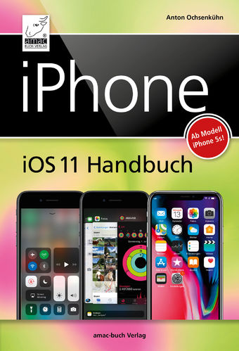 iPhone iOS 11 Handbuch (ePub)