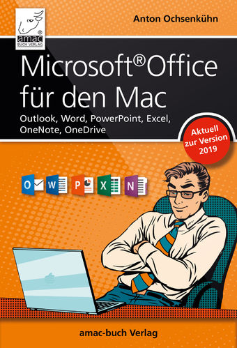 Microsoft Office 2019 für den Mac (ePub)