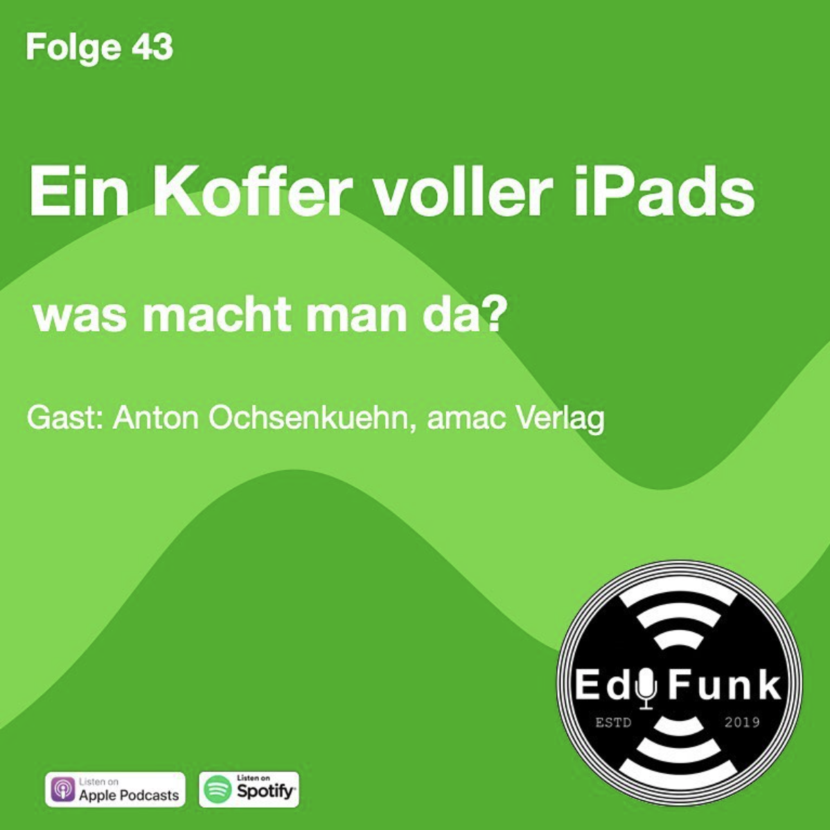 Podcast-iPad-Koffer