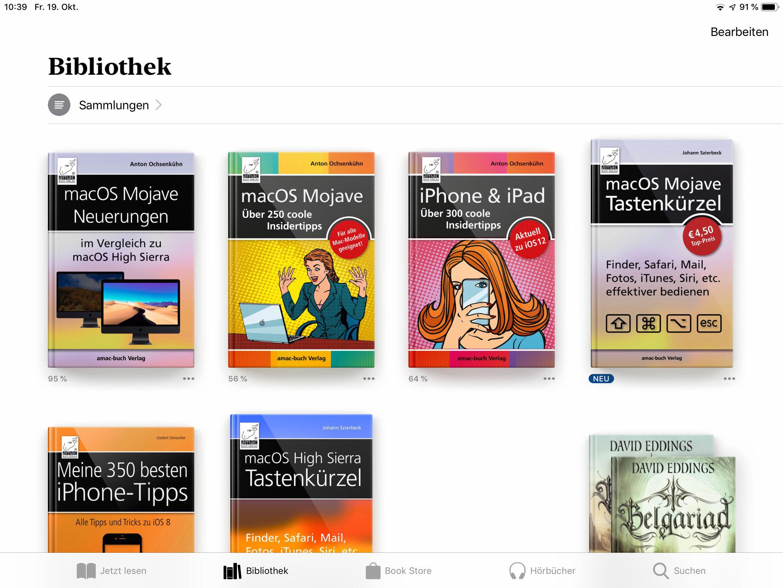 E-Book ist in Bücher aufgelistet
