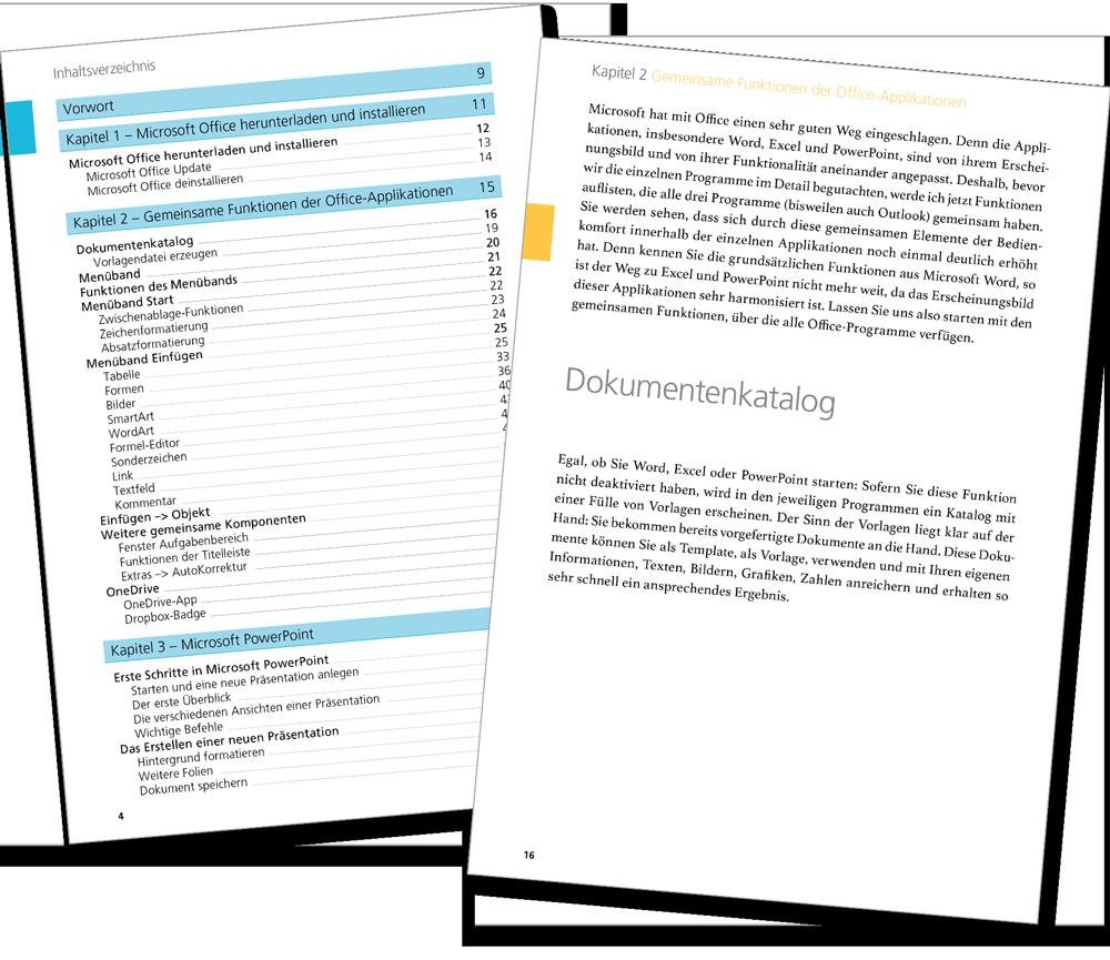 Leseprobe - Microsoft Office für den Mac