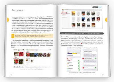 Innenseiten iCloud und Apple-ID